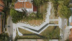 Parque conmemorativo inflexión / Pequeña Escala Arquitectura + Taller Alterno + Ámbito Taller
