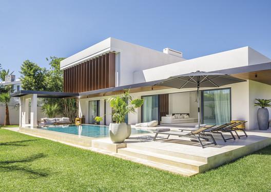 Villa C / Yachar Bouhaya Architecte