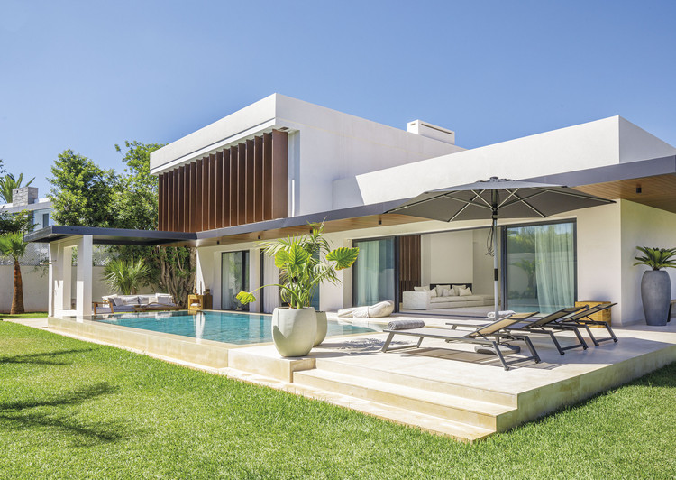 Villa C / Yachar Bouhaya Architecte, © Alessio Mei