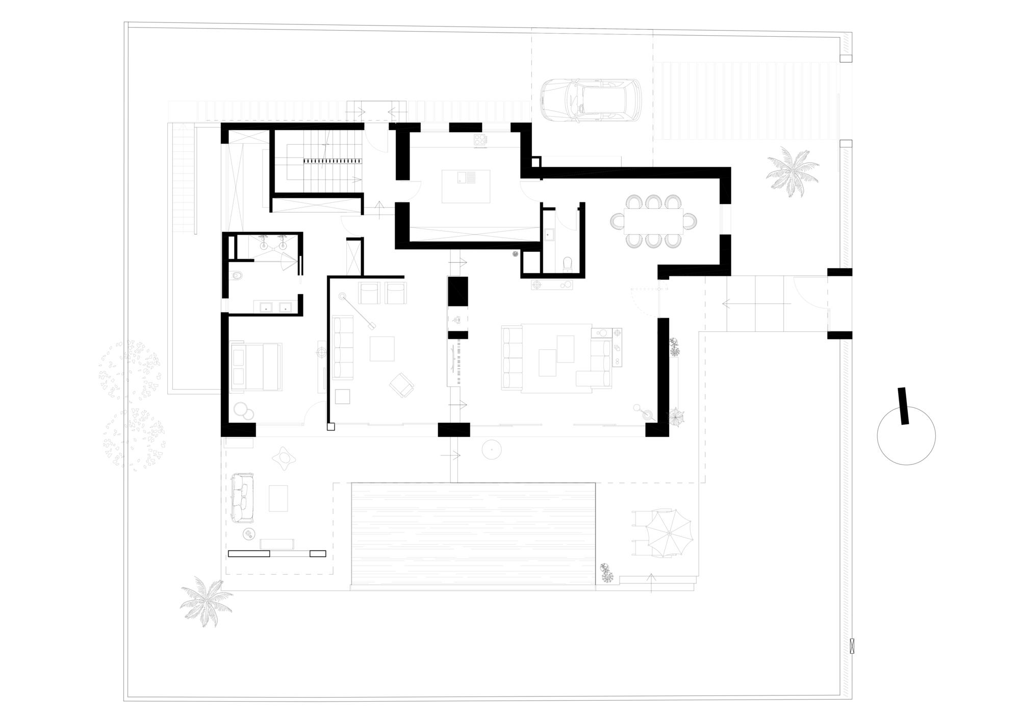 Gallery Of Villa C Yachar Bouhaya Architecte 30