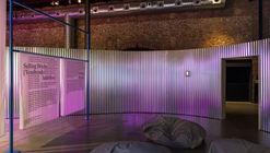 Twelve Cautionary Urban Tales. Exhibition Design / Taller de Casquería