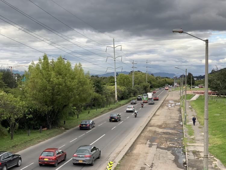 Autopista Norte podrá elevarse para mejorar las condiciones ambientales del humedal Lagos de Torca, © Santiago Baraya