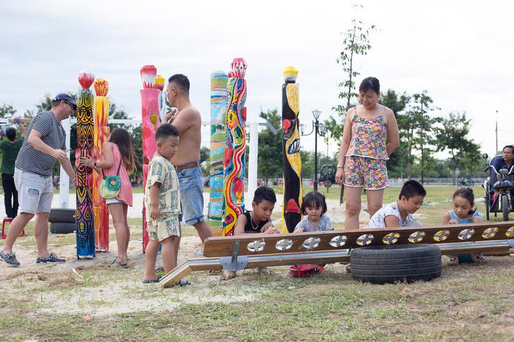Trang Keo Park - Vietnam. Image Courtesy of UN-Habitat