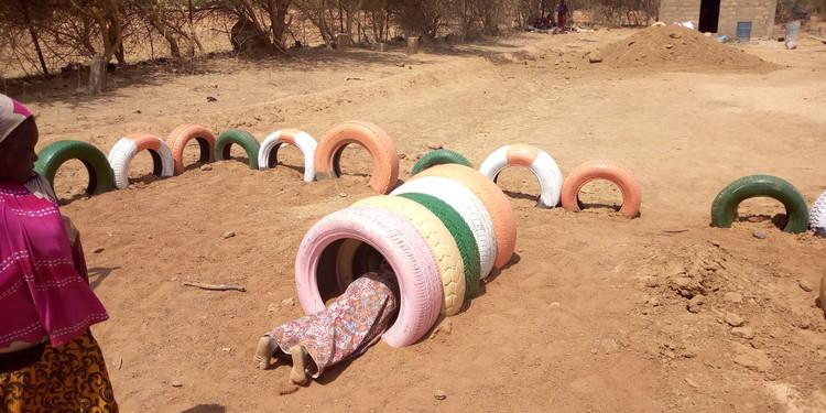 Sinka Park - Niger. Image Courtesy of UN-Habitat