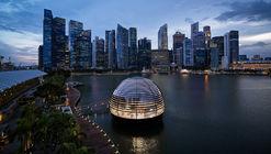 Loja Apple Marina Bay Sands / Foster + Partners