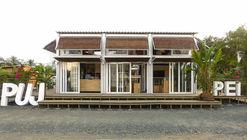 Máquina Verde: prototipo de vivienda social modular adaptable