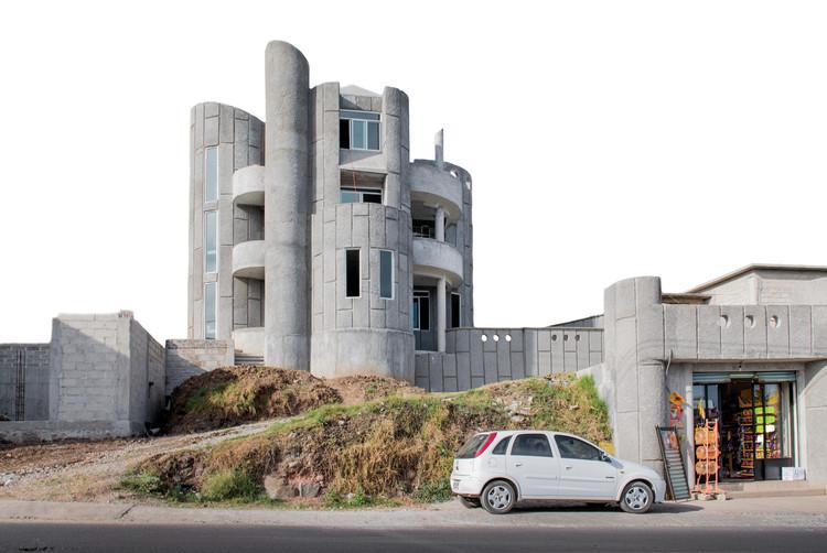 Arquitectura Libre: el proyecto fotográfico de autoconstrucción y remesas en México por Adam Wiseman, © Adam Wiseman