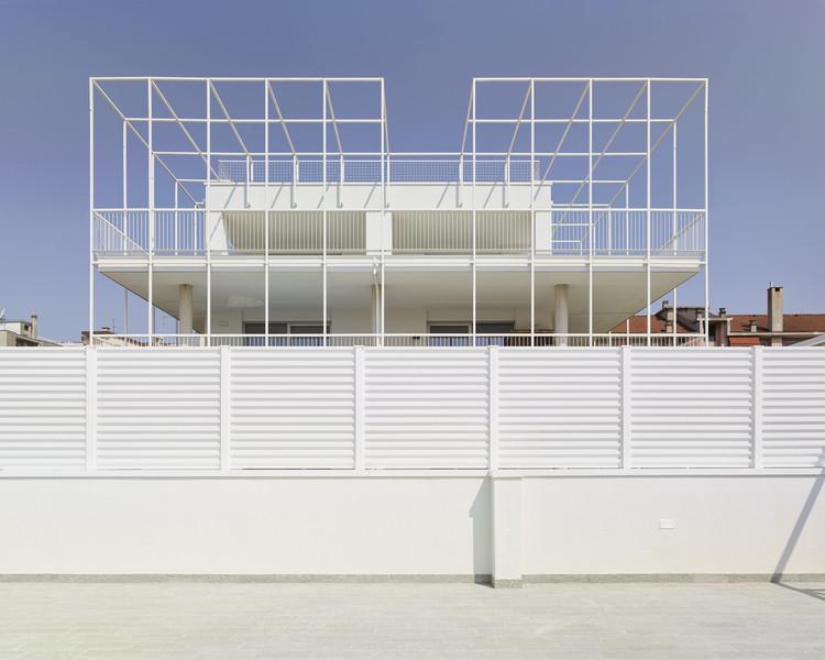 Casa Tersicore / Degli Esposti Architetti, © Maurizio Montagna