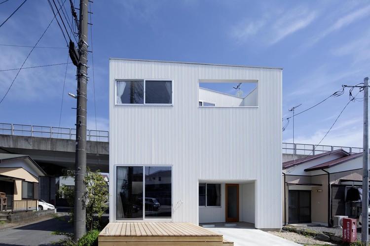 House-O / N.A.O, © Shinichi Hanaoka