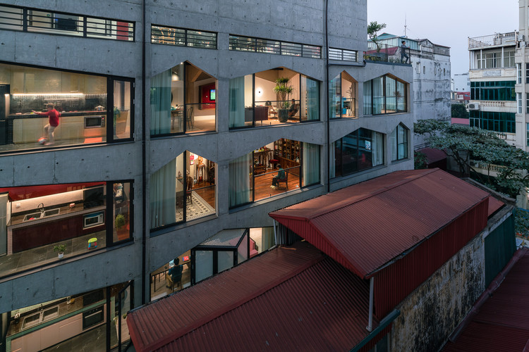 VUUV building / VUUV Architecture and Interior Design, © Quang Dam