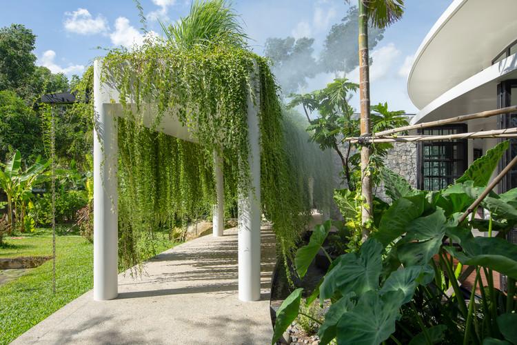 Casa briza  / UAD Architects, © Oudompheaktra Ang