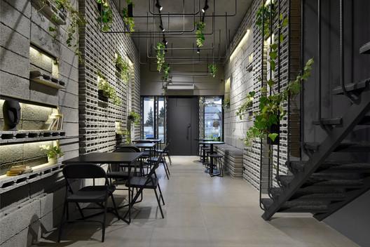 Ivy Cafe / Neda Mirani