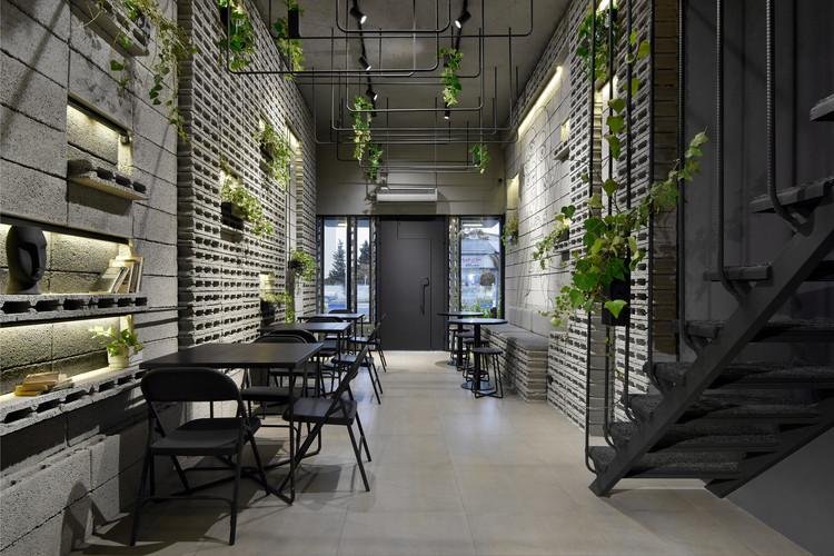 Ivy Cafe / Neda Mirani, © Deed studio