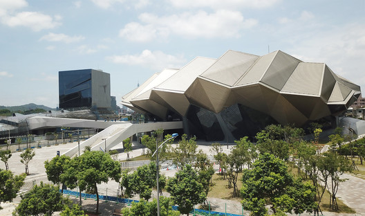 Taipei Music Center / RUR Architecture DPC