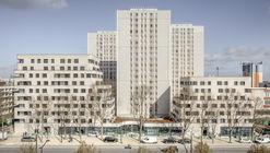 Boulevard Ney Social Housing / ITAR Architectures