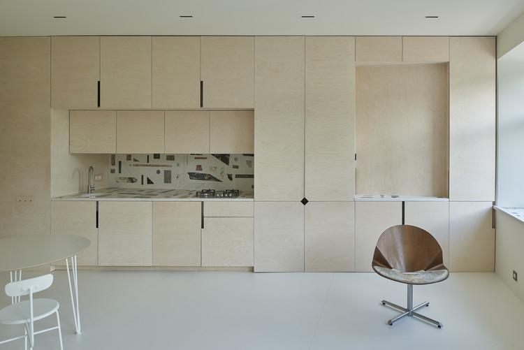 024 Apartment / ŠA atelier, © Darius Petrulaitis