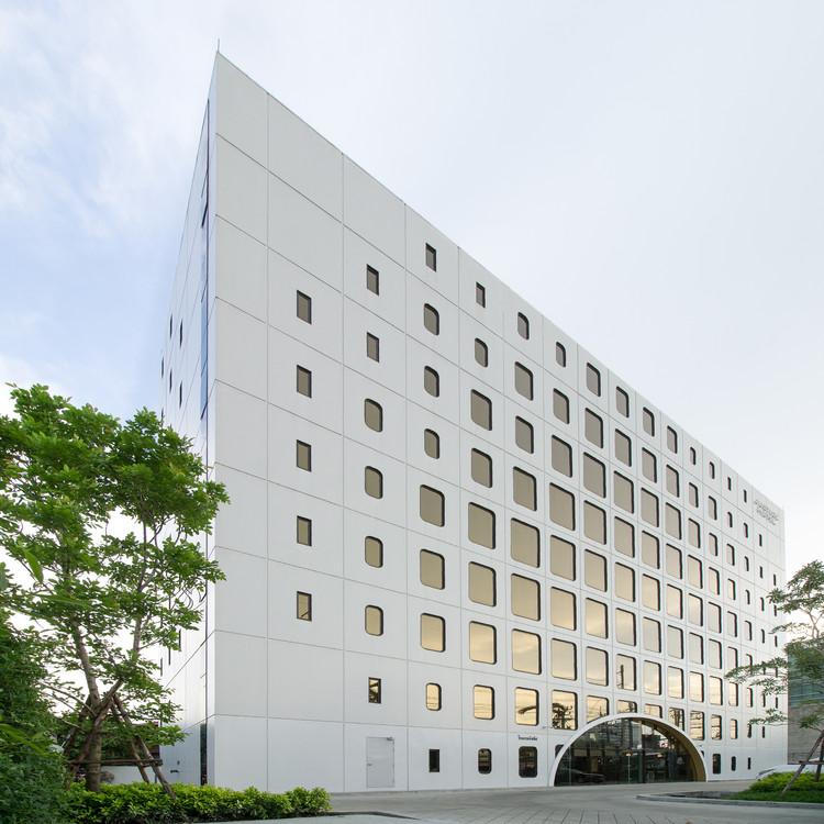 Justice Hotel / Plan Architect, © Chitsanupong Ploythanachot