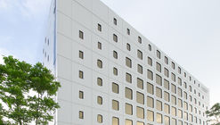 Justice Hotel / Plan Architect