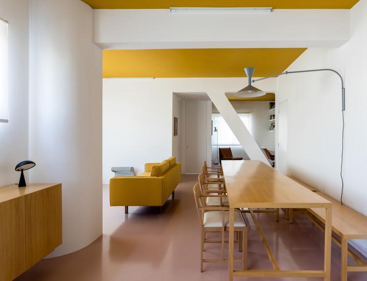 Cass Apartment / Felipe Hess Arquitetos, © Fran Parente