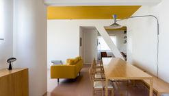 Apartamento Cass / Felipe Hess Arquitetos