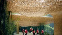 Cubiertas y Pabellones Bamboo Bamboo / IILab.