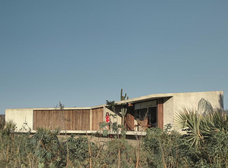 Especial arquitectura mexicana contemporánea: geografía y materialidad, Casa altanera / Taller Alberto Calleja. Image Cortesía de Marcos Calleja