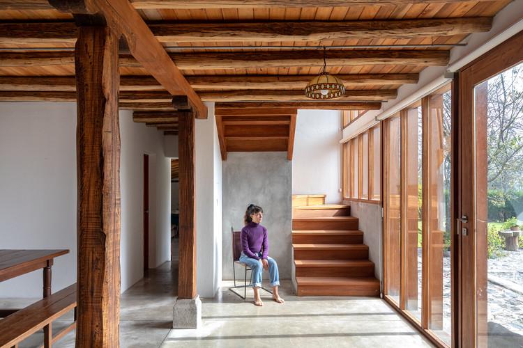 Casa de los Aguacates / Jorge Ramón Giacometti Taller de Arquitectura, © JAG Studio
