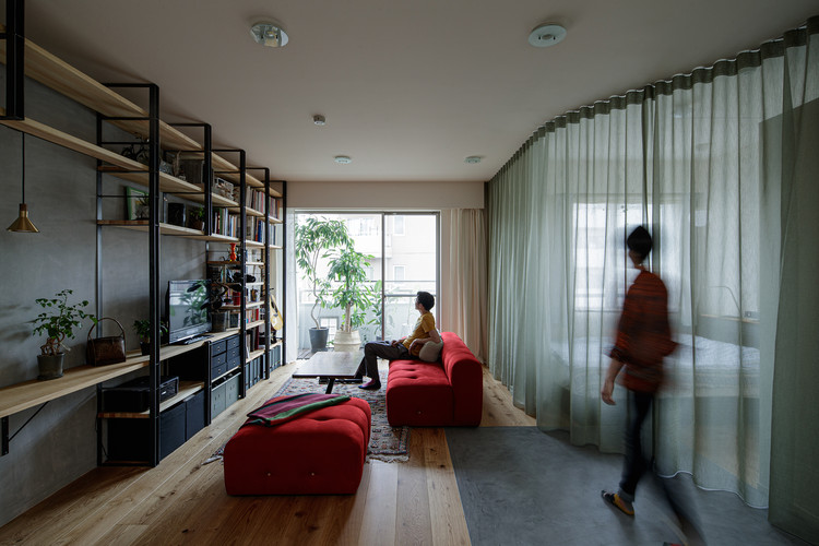 Wonder the One Room / Yota Hokibara + Tomoyo Hokibara Architects, © Akira Nakamura