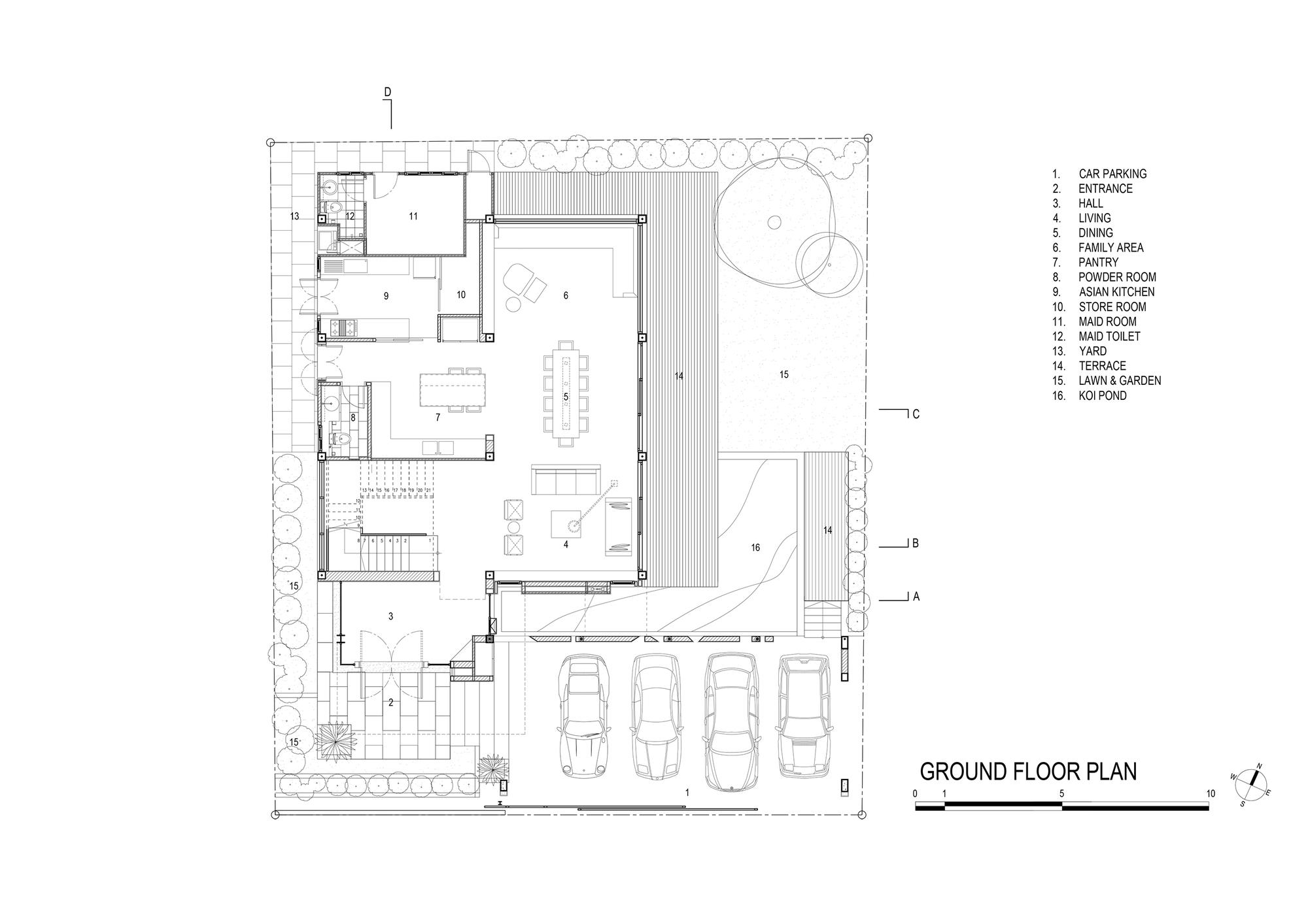 Gallery Of B House Kit Design Architect 21