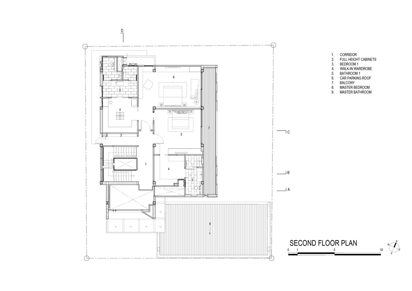 Gallery Of B House Kit Design Architect 22