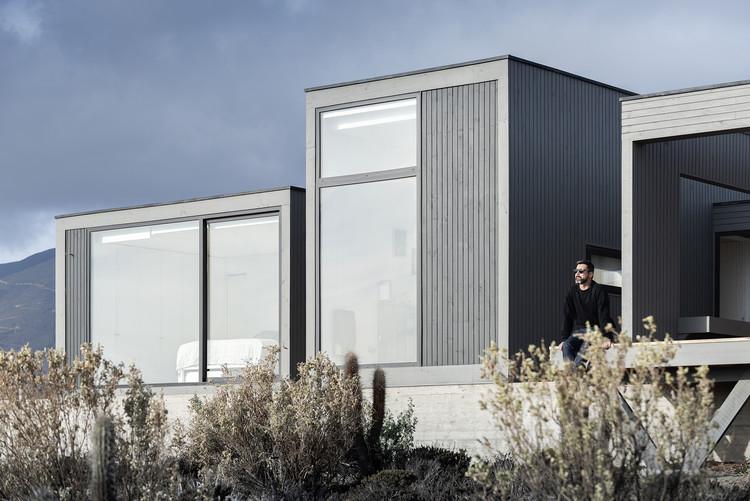 Casa Aditiva: Un sistema modular y estandarizado que permite construir viviendas personalizadas y expandibles, © Ignacio Infante Cobo