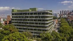 Oficinas Antejardín / Plan:b arquitectos