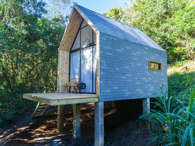 Tiny House Walden / Alexandra Lima, © Mauro Goulart Fotografia