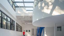 Fountain Museum & Kindergarten / YU atelier