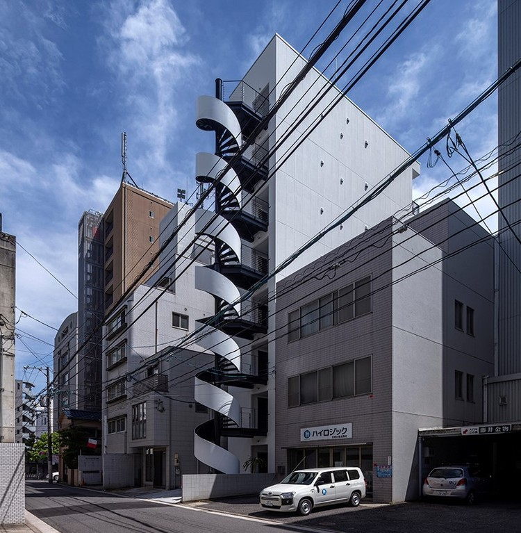 b hotel Komachi / CAPD, © Kazunori Nomura