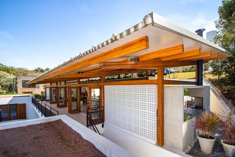Casa Cozinha do Carmo / Rafael Perrone Arquitetos Associados, © Murilo Vicentini