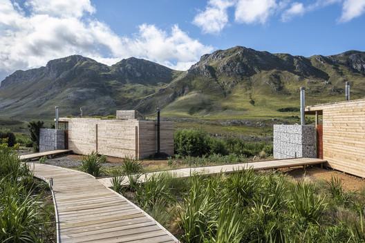 Kogelberg Cabins / KLG Architects