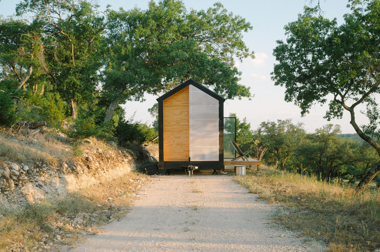 Elsewhere Cabin A / Sean O'Neill. Image© Sean O'Neill