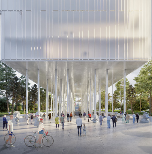 Cosmos Architecture Designs New Congress Center of Banja Luka, in Bosnia and Herzegovina