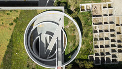 Parque e Estacionamento da Caldeiroa / Pitagoras Group