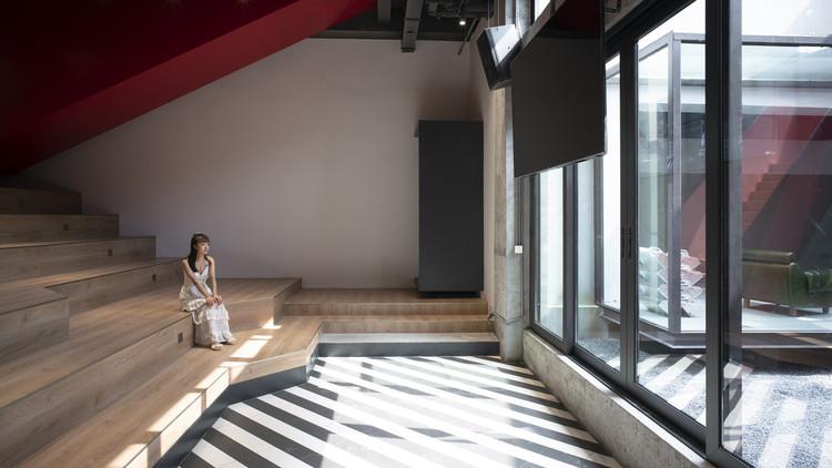Multifunction lecture hall. Image © Yuan Yan