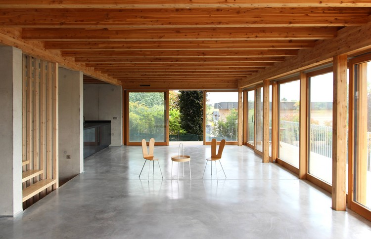 HD House / AL PEPE architects, © P. Philbert