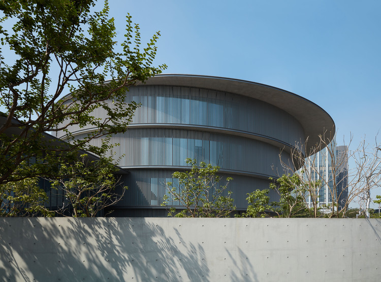 Tadao Ando Completes the He Art Museum in China, Courtesy of HEM