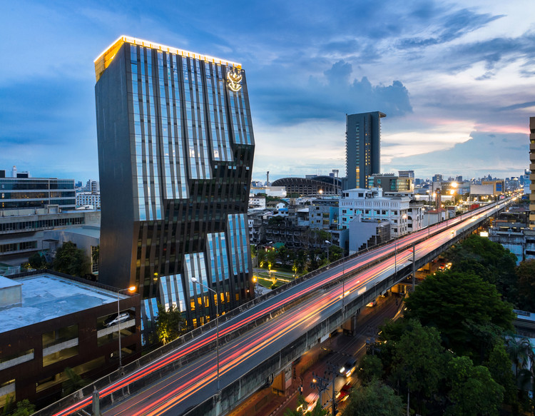 Osotspa Office Building / Plan Architect, © Panoramic Studio