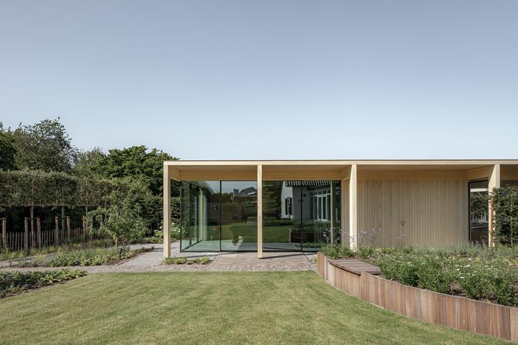 Pabellón de jardín  / EVA, © Sebastian van Damme