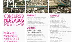"""Concurso Internacional """"Mercados Post COVID-19"""" en Lima, Perú"""