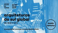 "Curso ""Arquiteturas do Sul Global"""