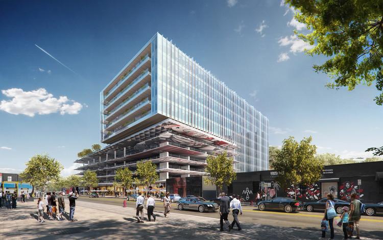 Gensler Designs Tech-Focused Office Space in Miami , © Gensler