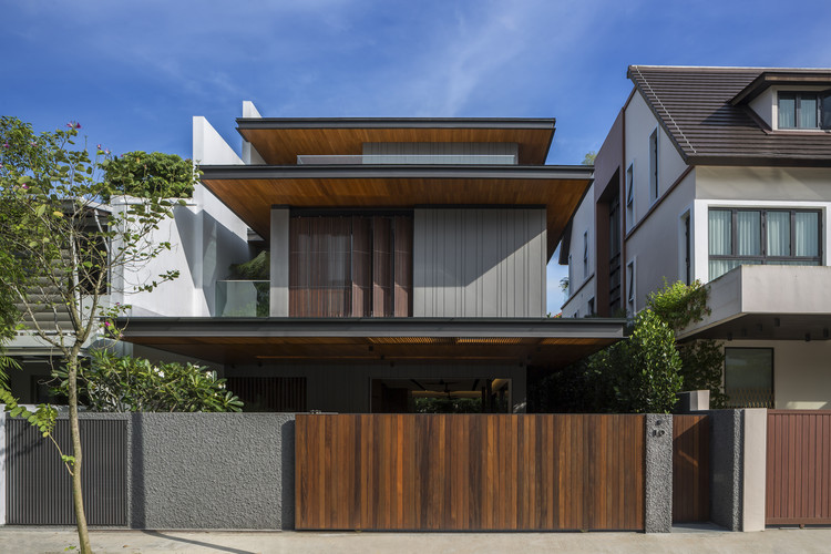 Open Ended House / Wallflower Architecture + Design, © Marc Tey Photography