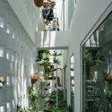 b 105 - Jalousie House - mái che kéo thiên nhiên vào nhà